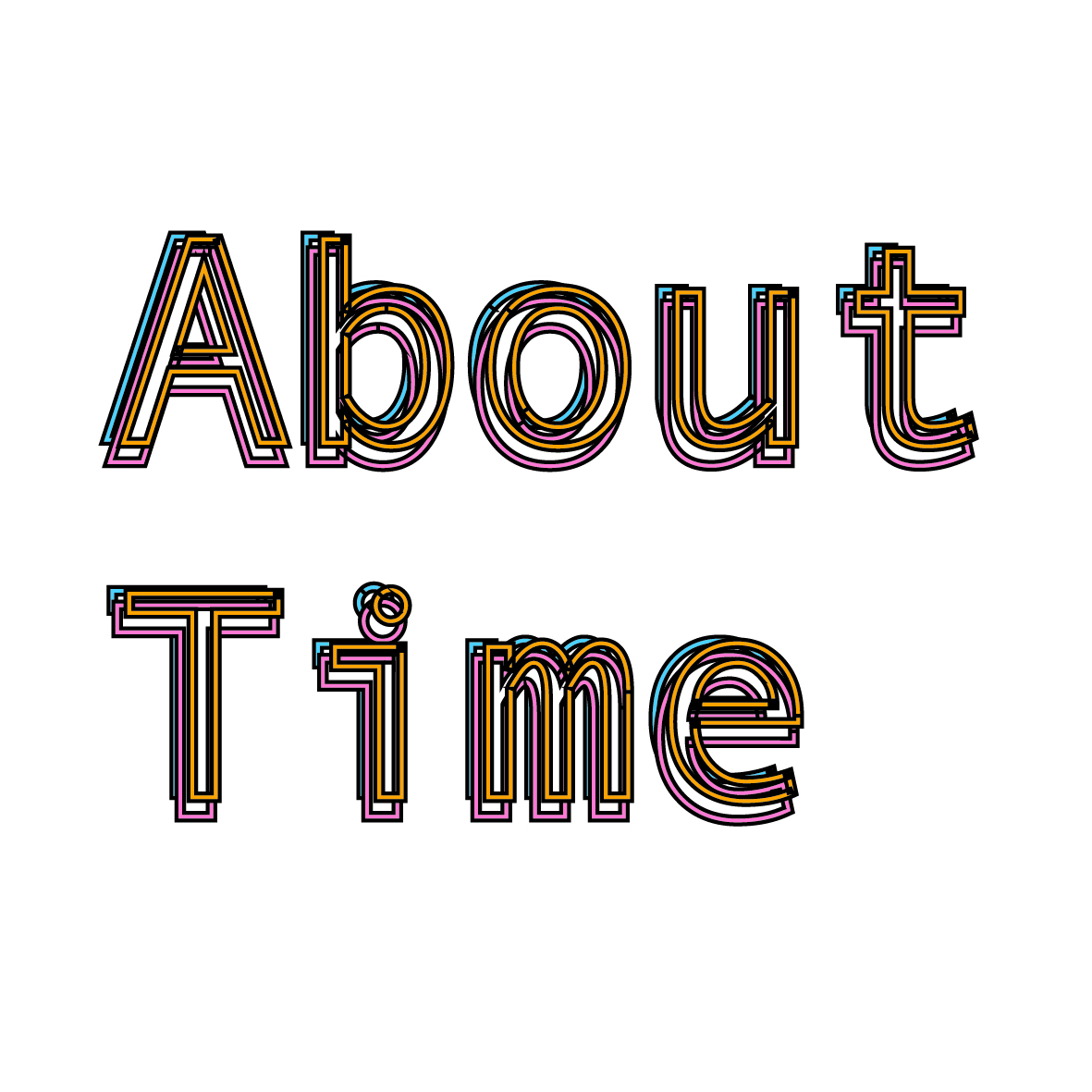 About Time GRAPHIC